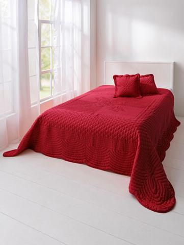 Покрывало на кровать effektvolle Stepp...