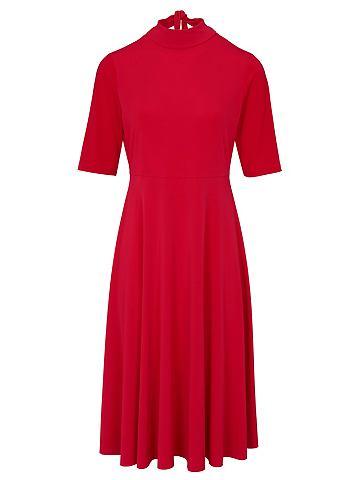 heine STYLE Платье из джерси с вырез