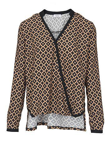 Блузка с набивным рисунком с verlä...