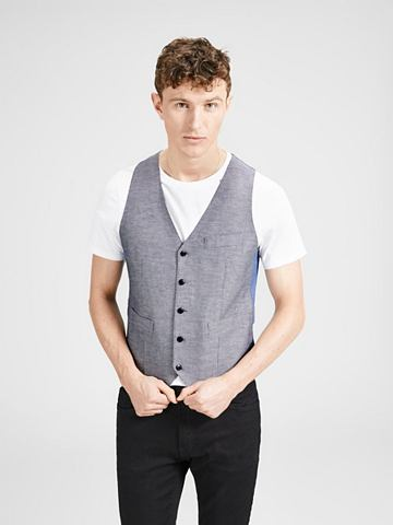 Jack & Jones Stoffmix жилет