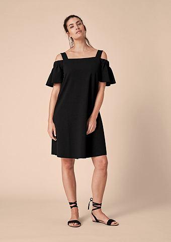 Off платье с открытыми плечьями из Dou...