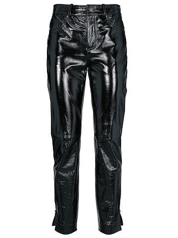 heine STYLE Брюки кожаные из модный Lackleder