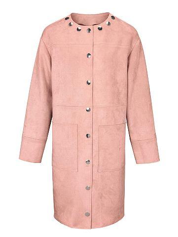 HEINE STYLE пальто из искусственной кожи с D...