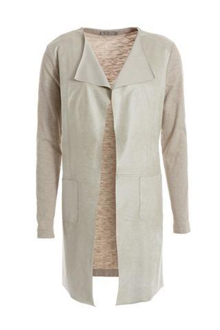 TUZZI Пальто в имитация замши