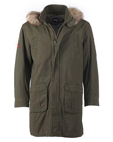 MAZE Пальто с искусственный мех »MP2-...