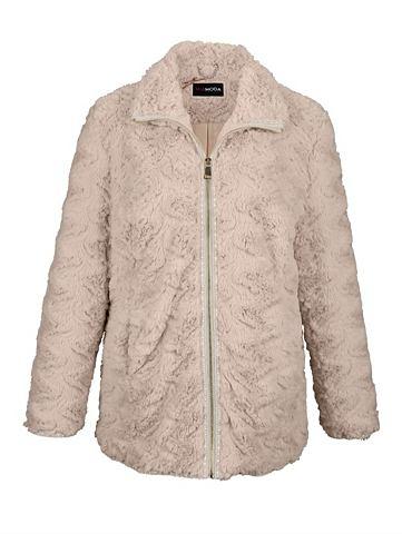MIAMODA Куртка с широкий Umlegekragen