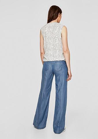 Элегантный Wide: джинсы