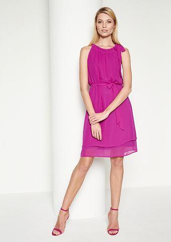 Нежный летнее платье из легкая ткань