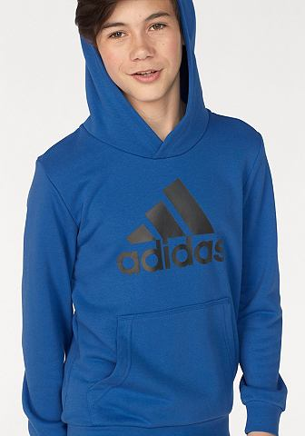 ADIDAS PERFORMANCE Кофта с капюшоном »ESSENTIALS LO...