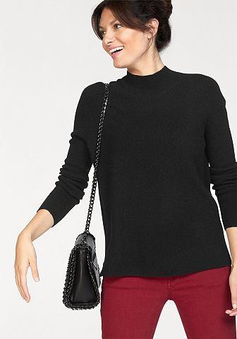 CLARINA Пуловер с воротником-стойкой