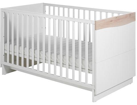 Кровать детская »WAVE Natur&laqu...