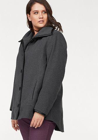 ZHENZI Пальто шерстяное
