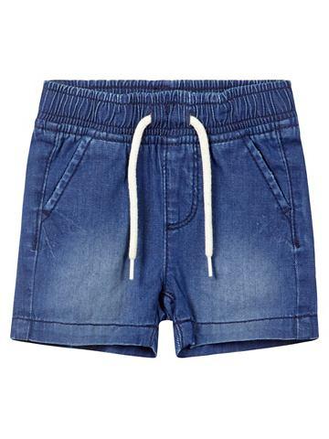 Weiche Regular форма шорты джинсовые