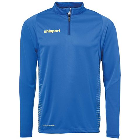 UHLSPORT Score 1/4 Zip топ футболка спортивная ...