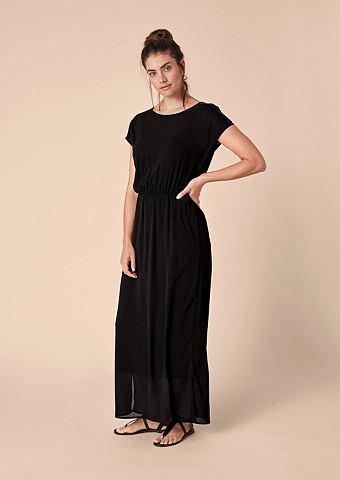 Платье-макси длинное с Pailletten-Deta...