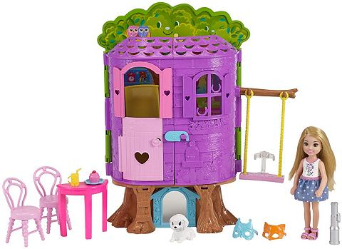 "MATTEL ® Puppenhaus ""Barbie Club Che..."