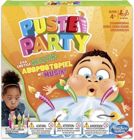 "Spiel ""Puste Party"""