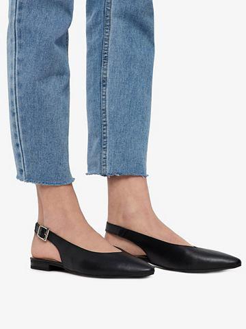 Кружева кожа сандалии