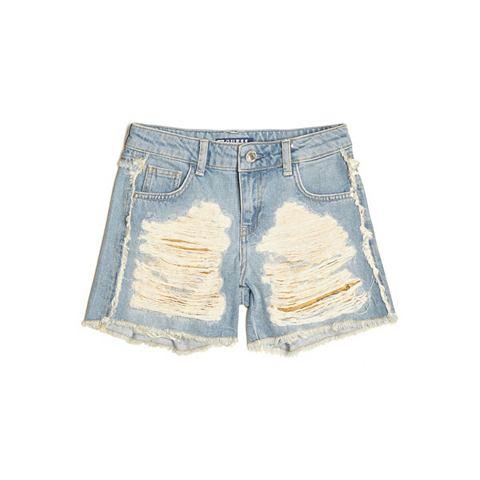 Шорты джинсовые RISSE
