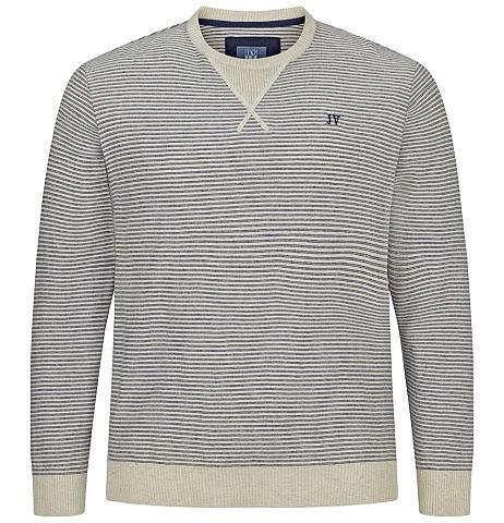 Пуловер с круглым вырезом »JALLU...