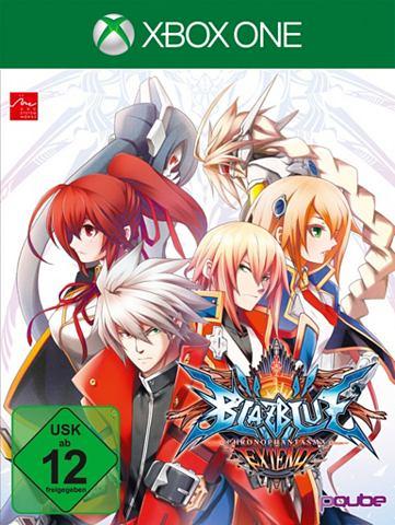 XBOX One - Spiel »BlazBlue Chron...