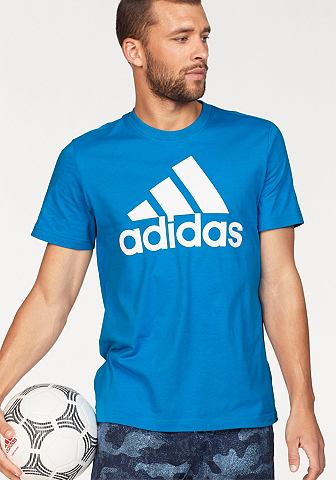 ADIDAS PERFORMANCE Футболка »ESSENTIALS LINEAR TEE&...