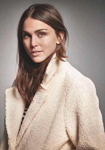 Пальто короткое »Lelina«