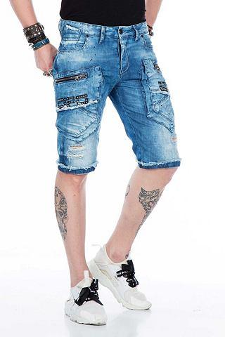 CIPO & BAXX Cipo & Baxx Herren шорты джинсовые...