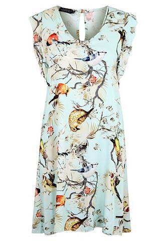 Платье Flügelarm Vögel