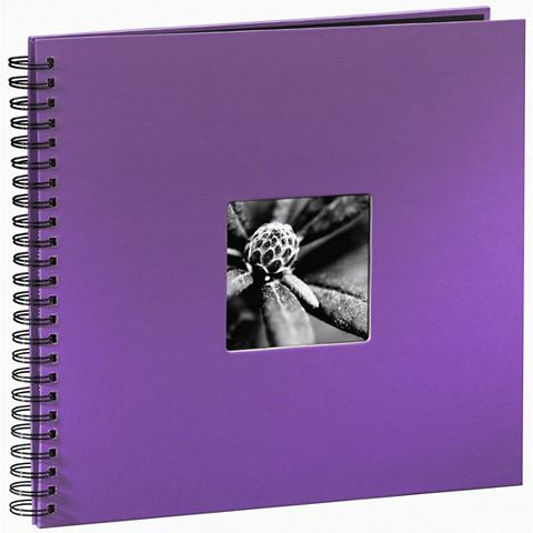 Spiralalbum 36 x 32 cm 50 Seiten Fotob...