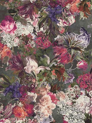 RASCH Обои »Passepartout« floral...