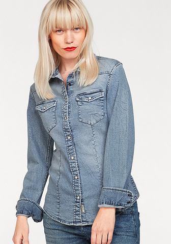 Джинсовая блузка »LILIEN«