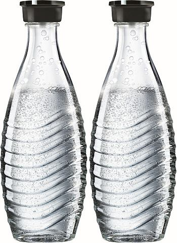 SODASTREAM Soda Stream Стеклянный кувшин Duopack ...