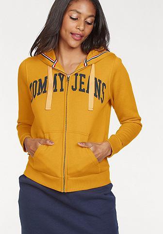 TOMMY джинсы спортивный свитер