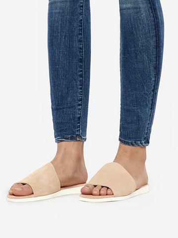 Кожаная сандалии