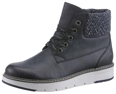MARCO TOZZI Ботинки со шнуровкой