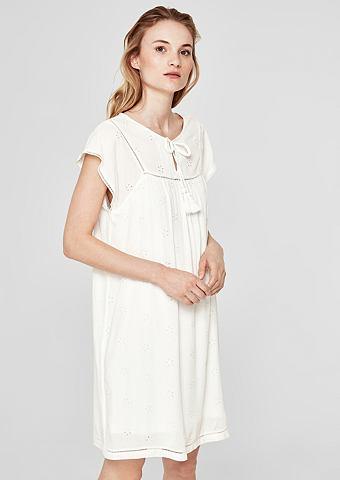 Платье с ажурный узор