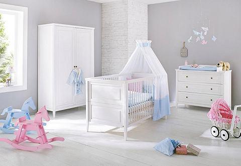 Babyzimmer-Set (3 шт) мебель детская &...