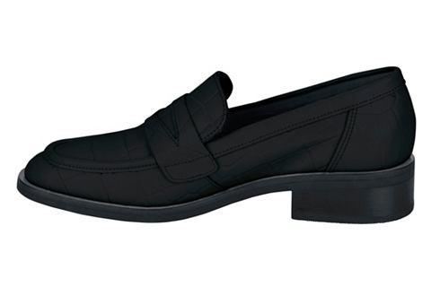 Туфли-слиперы с Prägung