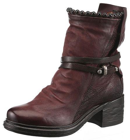 Ботинки байкерские
