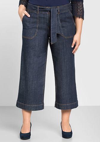 Sheego широкий джинсы