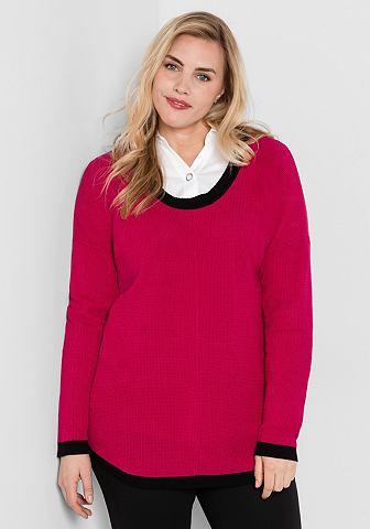 SHEEGOTIT Sheego пуловер длинный