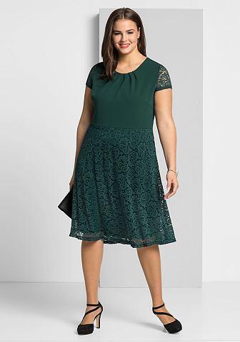 SHEEGO STYLE Коктейльное платье