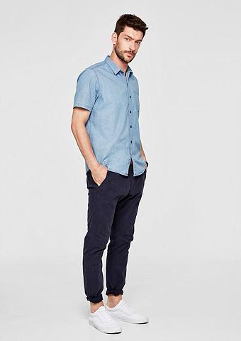 Regular: Lässiges рубашка джинсов...