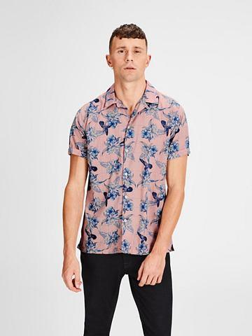 Jack & Jones Hawaii рубашка с коро...