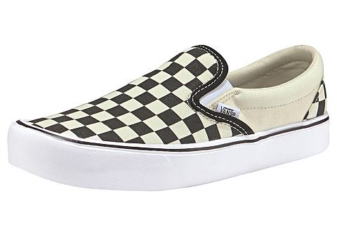 Кроссовки »Checkerboard Slip-On ...