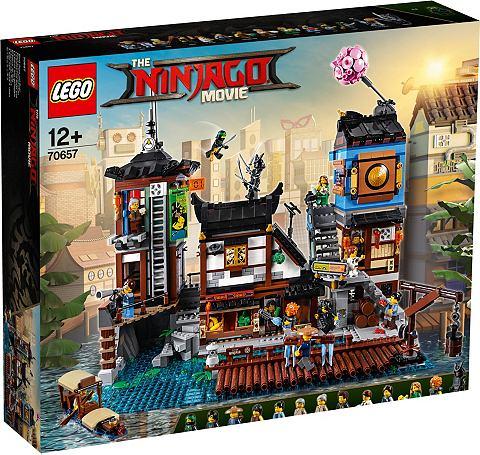 ® NINJAGO® City Hafen (70657) ...