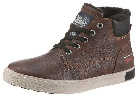 TOM TAILOR Ботинки со шнуровкой