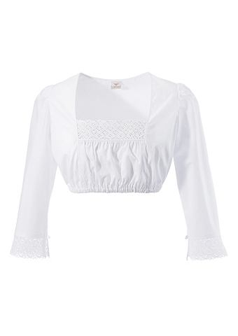 H.Moser блузка из национального костюм...