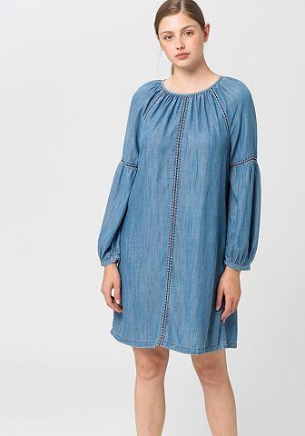 EDC BY ESPRIT Платье джинсовое